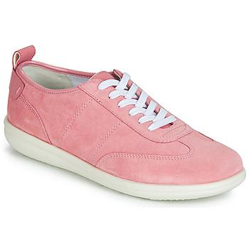 Sko Dame Lave sneakers Geox D JEARL Pink