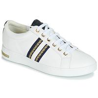 Sko Dame Lave sneakers Geox D JAYSEN Hvid