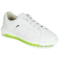 Sko Herre Lave sneakers Geox U NEXSIDE Hvid