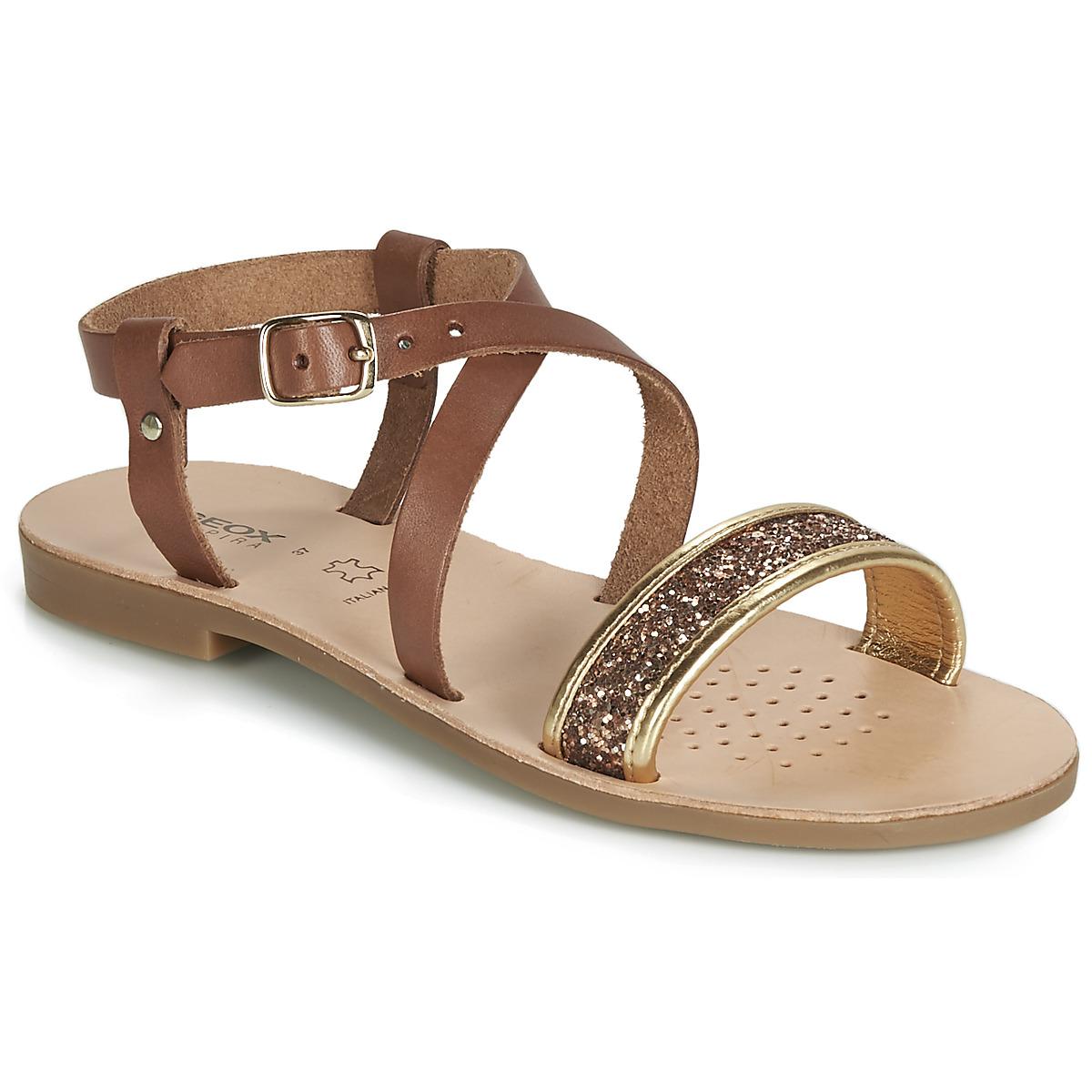 Sandaler til børn Geox  J SANDAL VIOLETTE GI