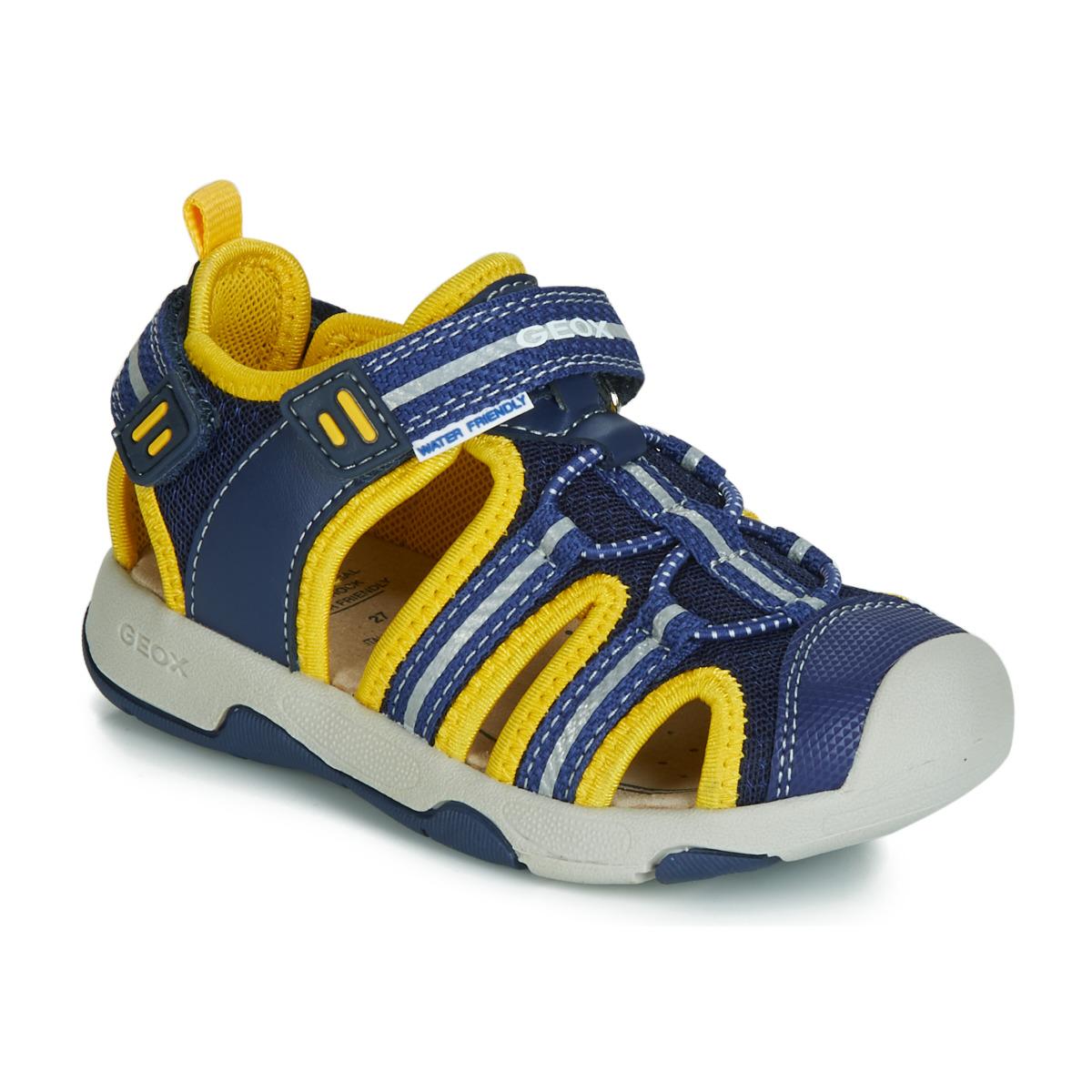 Sandaler til børn Geox  B SANDAL MULTY BOY