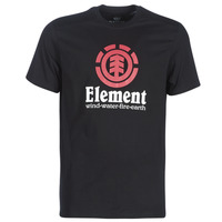 textil Herre T-shirts m. korte ærmer Element VERTICAL SS Sort