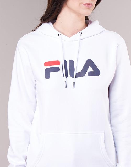 Begræns Rabat Tøj Fila PURE Hoody Hvid