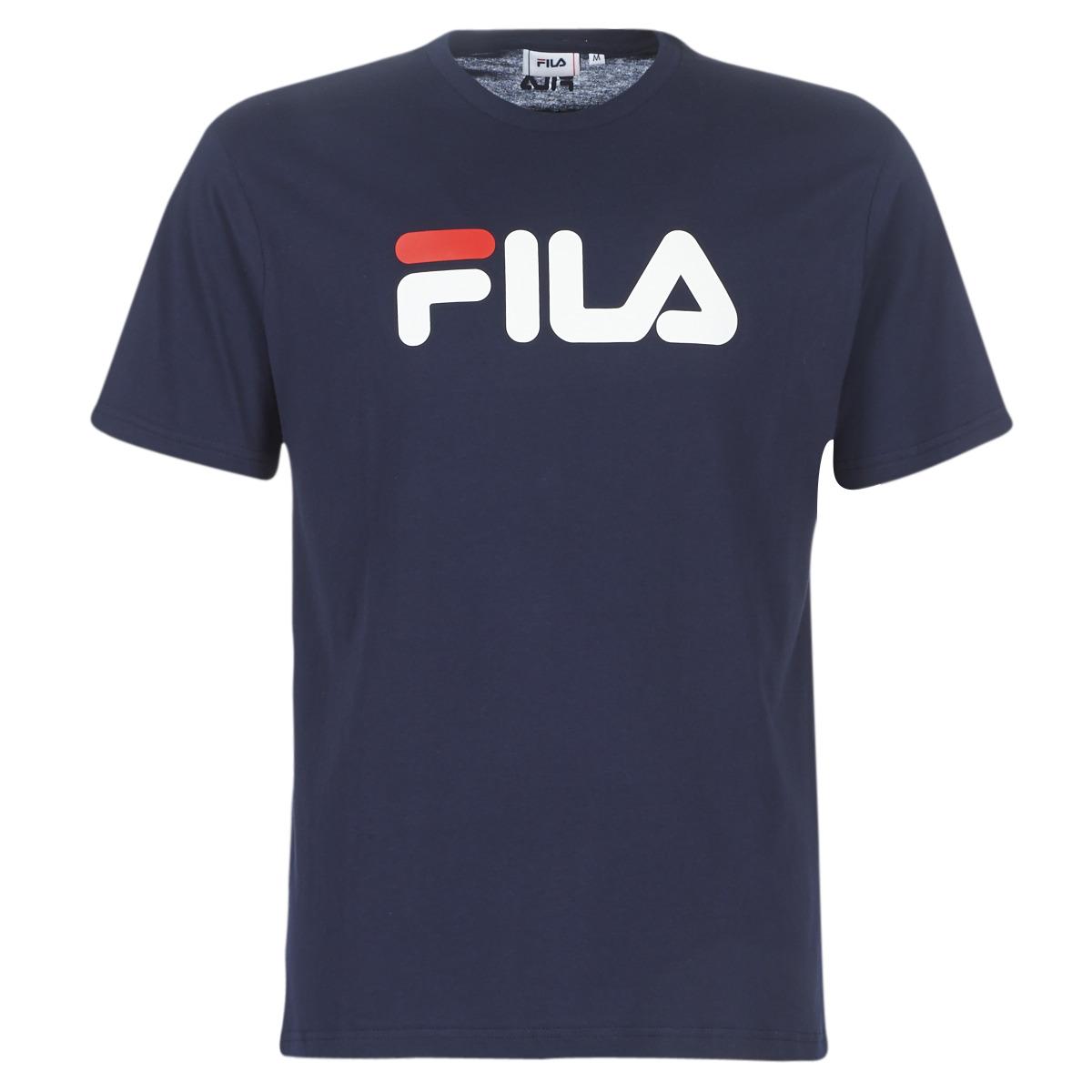 T-shirts m. korte ærmer Fila  PURE Short Sleeve Shirt