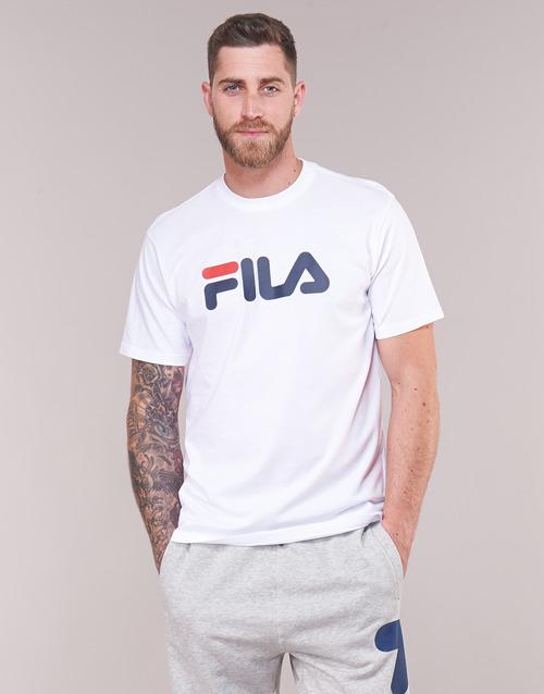 Begræns Rabat Tøj Fila PURE Short Sleeve Shirt Hvid