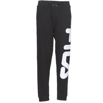 textil Træningsbukser Fila PURE Basic Pants Sort