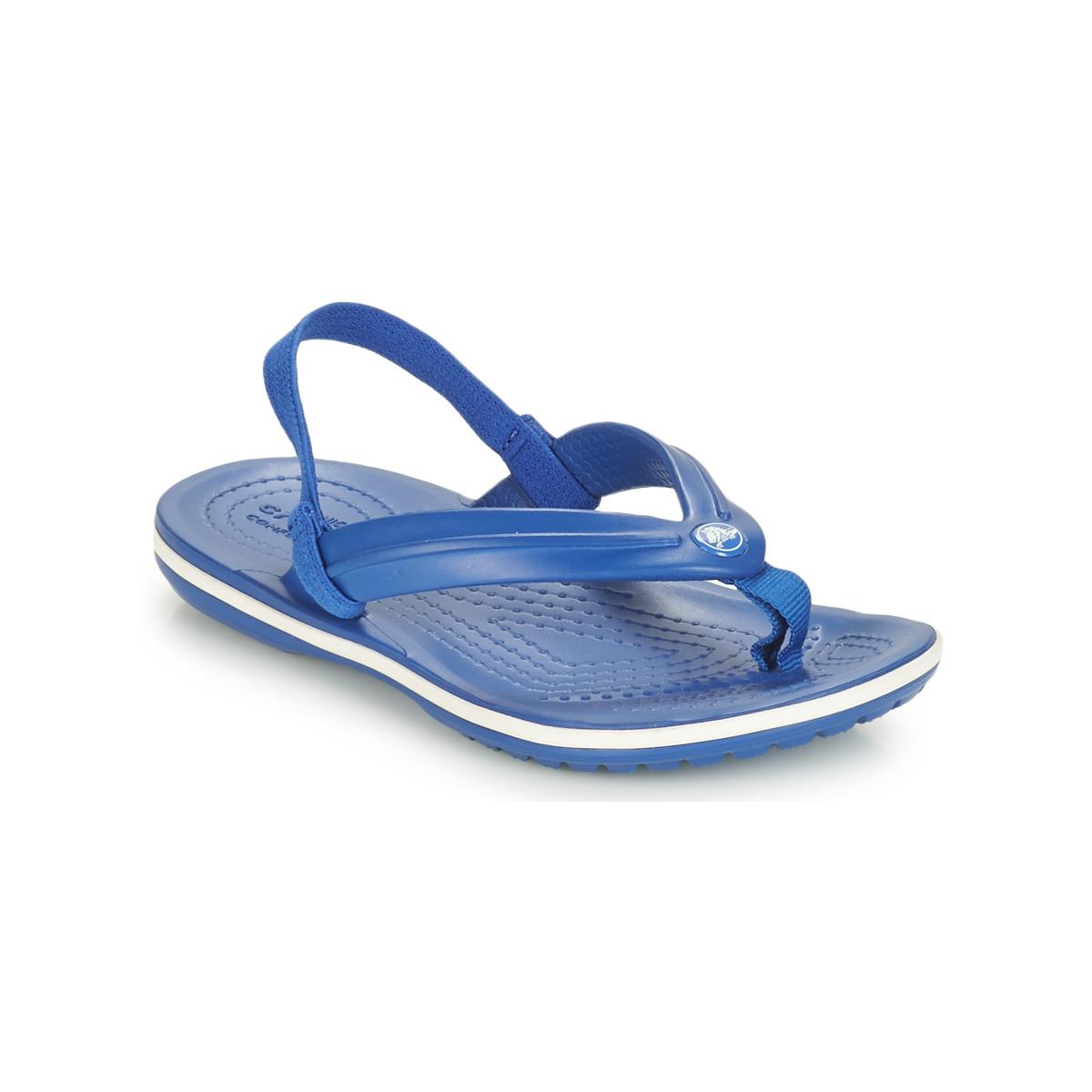 Flip flops til børn Crocs  CROCBAND STRAP FLIP K