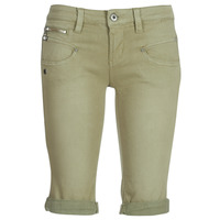 textil Dame Shorts Freeman T.Porter Belixa New Magic Color Kaki