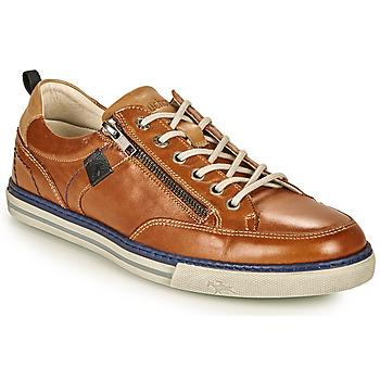 Sko Herre Lave sneakers Fluchos QUEBEC Brun