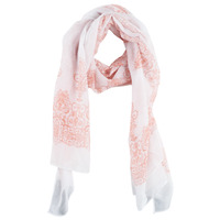 Accessories Dame Halstørklæder André BISOU Pink