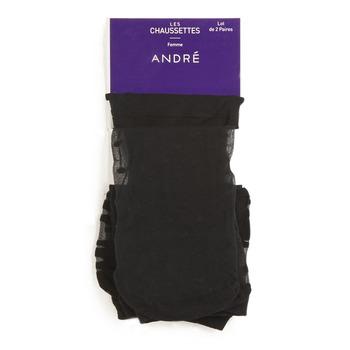 Accessories Dame Strømper André PERDRIX Sort