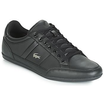 Sko Herre Lave sneakers Lacoste CHAYMON BL 1 Sort
