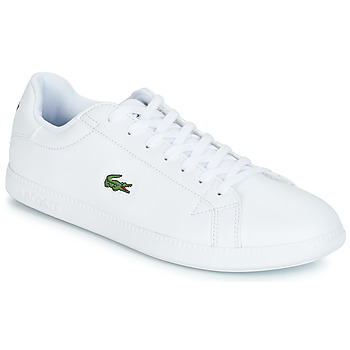 Sko Herre Lave sneakers Lacoste GRADUATE BL 1 Hvid