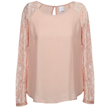 textil Dame Toppe / Bluser Vero Moda REAL Pink