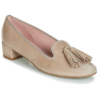 Sko Dame Pumps Pretty Ballerinas ANGELIS Beige