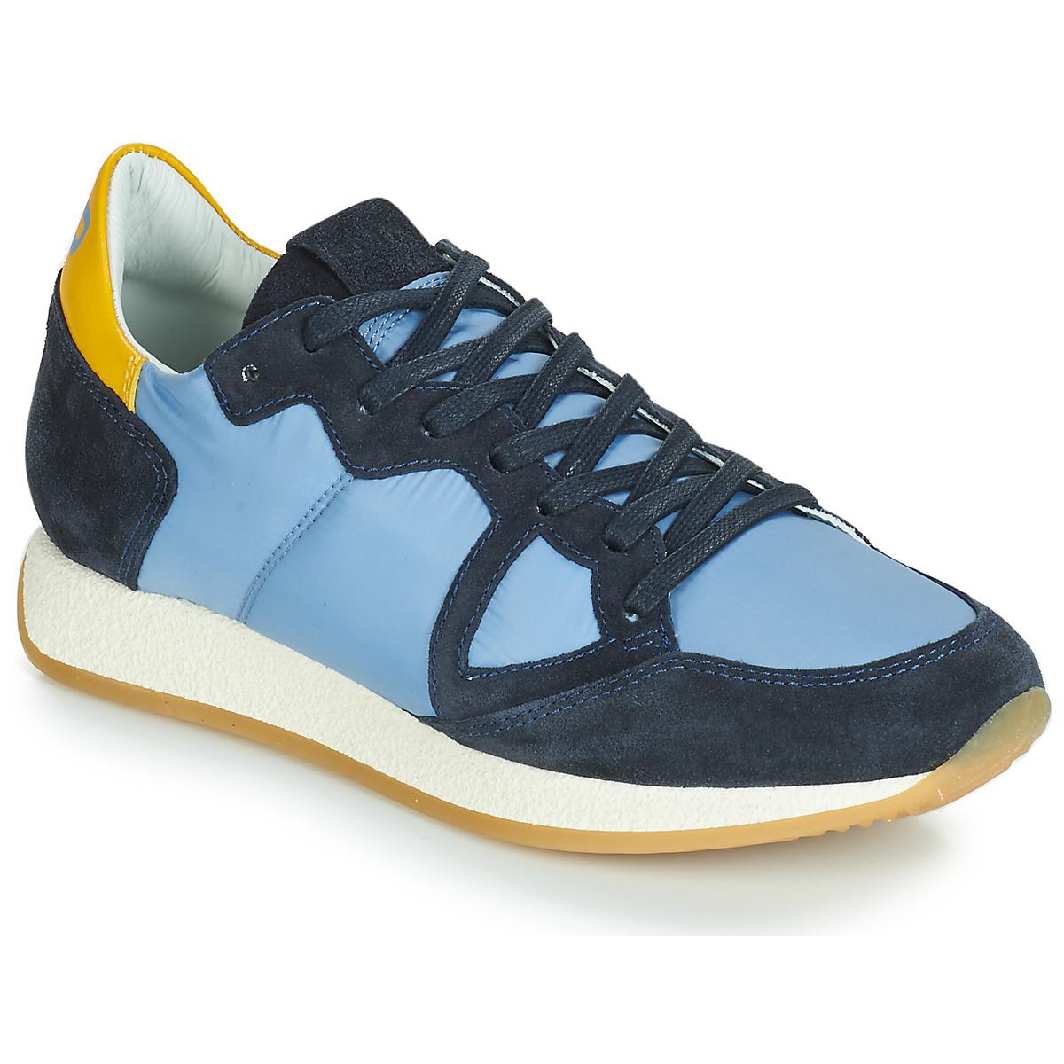 Sneakers Philippe Model  MONACO VINTAGE BASIC
