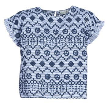 textil Dame Toppe / Bluser Molly Bracken MOLLIUTE Marineblå