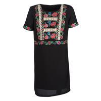 textil Dame Korte kjoler Desigual TRALEE Sort