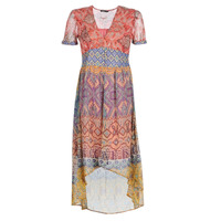 textil Dame Lange kjoler Desigual NANA Flerfarvet