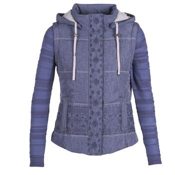 textil Dame Dynejakker Desigual GABRIELLE Marineblå