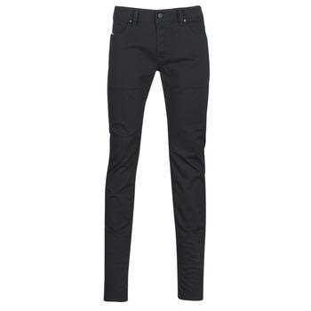 textil Herre Jeans - skinny Diesel SLEENKER Sort / 069ei