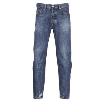 textil Herre Smalle jeans Diesel MHARKY Blå / 080ag