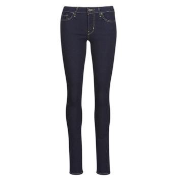 textil Dame Jeans - skinny Levi's 711 SKINNY The / Ni