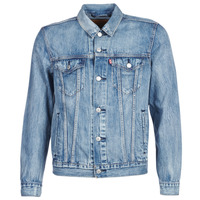 textil Herre Cowboyjakker Levi's THE TRUCKER JACKET Killebrew / Trucker