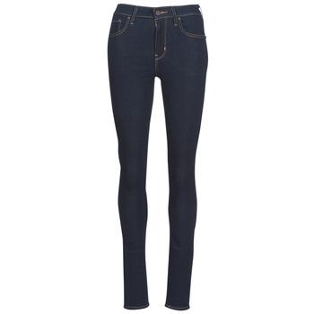 textil Dame Jeans - skinny Levi's 721 HIGH RISE SKINNY The / Ni