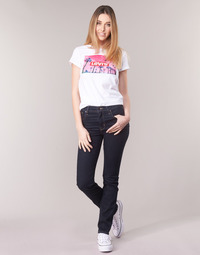 textil Dame Lige jeans Levi's 724 HIGH RISE STRAIGHT The / Ni
