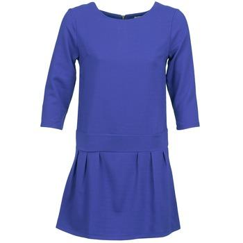 textil Dame Korte kjoler Betty London CANDEUR Blå