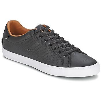 Sko Dame Lave sneakers Lacoste GRAD VULCUS Sort