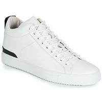 Sko Herre Lave sneakers Blackstone RM14 Hvid