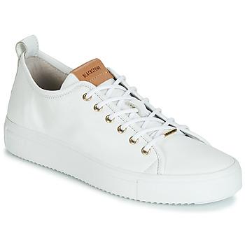 Sko Dame Lave sneakers Blackstone PL97 Hvid