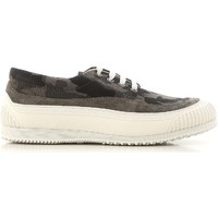 Sko Herre Lave sneakers Hogan HXM2580AF90ITJ0QC3 color Mimetico