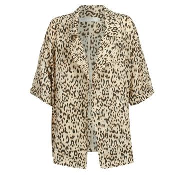 textil Dame Trenchcoats See U Soon GARAGA Beige