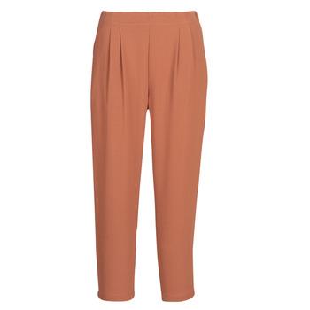 textil Dame Løstsiddende bukser / Haremsbukser See U Soon GARAGACI Okker