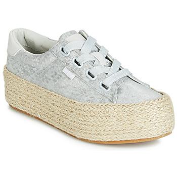 Sko Dame Lave sneakers MTNG WANDA Sølv