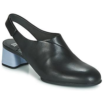 Sko Dame Højhælede sko Camper TWSS Sort