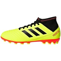 Sko Børn Fodboldstøvler adidas Originals Predator 183 AG J Gul