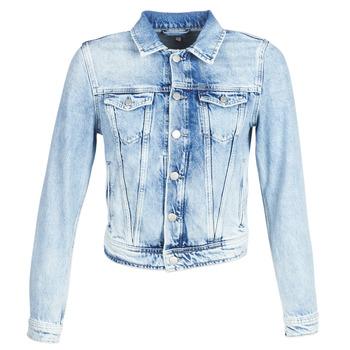 textil Dame Cowboyjakker Pepe jeans CORE Blå / Lys / Mdo