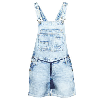 textil Dame Buksedragter / Overalls Pepe jeans ABBY Blå