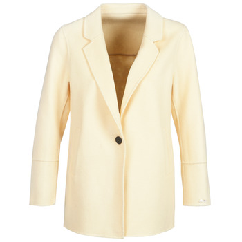 textil Dame Jakker / Blazere Oakwood OSLO Gul / Lys
