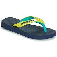 Sko Flip flops Havaianas TOP MIX Gul / Navy