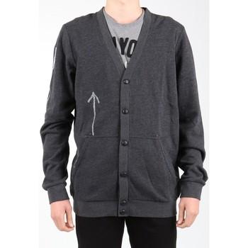 textil Herre Veste / Cardigans Reebok Sport Bas Revenge SS Black K11904 grey
