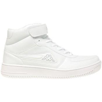Sko Herre Høje sneakers Kappa Bash Mid Hvid