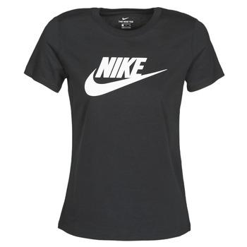 textil Dame T-shirts m. korte ærmer Nike NIKE SPORTSWEAR Sort
