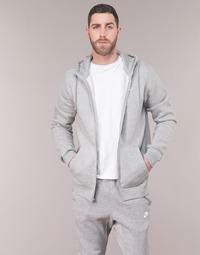 textil Herre Sweatshirts Nike MEN'S NIKE SPORTSWEAR HOODIE Grå