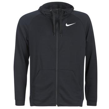 textil Herre Sweatshirts Nike MEN'S NIKE DRY TRAINING HOODIE Sort