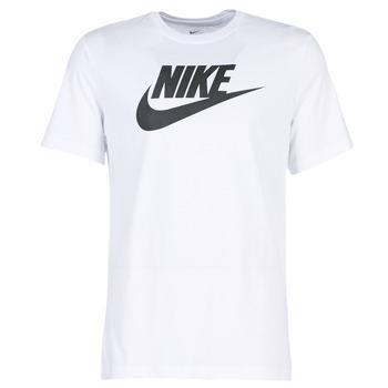 textil Herre T-shirts m. korte ærmer Nike NIKE SPORTSWEAR Hvid